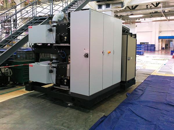武汉凯迪发电设备出口运输案例